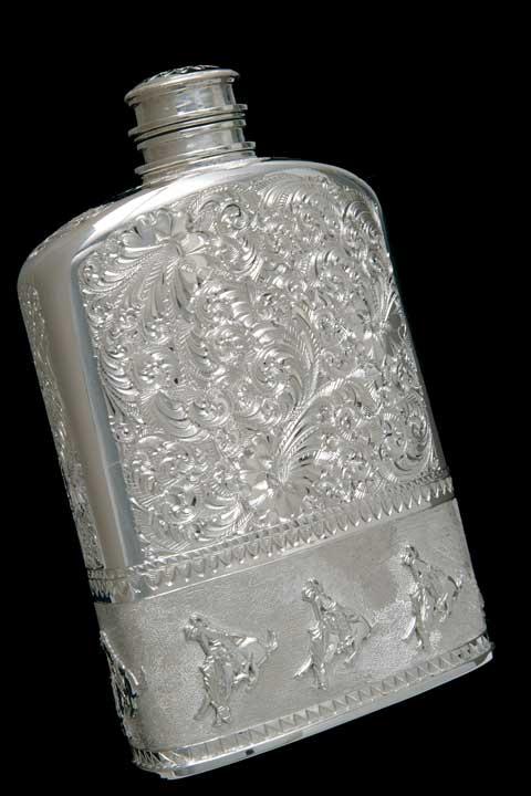 Cowboy Flask