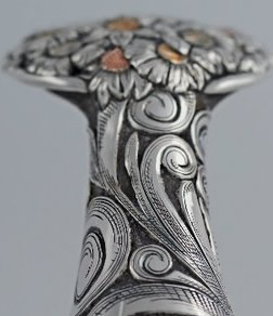Custom Saddle Silver