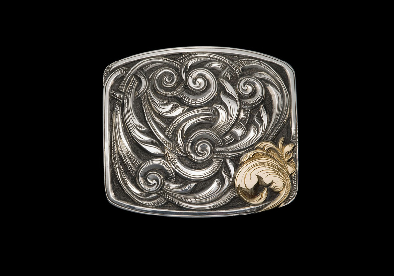 Scott Hardy Buckle
