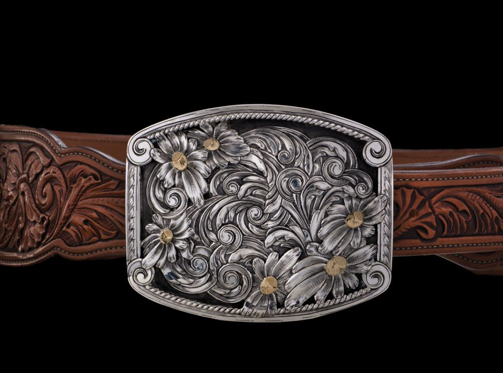 Lady's Buckle with Belt